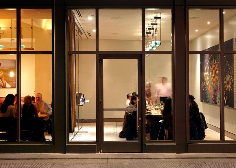 The slanted door restaurant branding grits gridsgrits